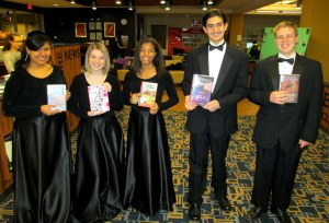 mar 20 singers sing praises of books