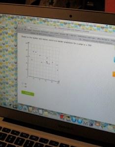 nov 14 morning scatter plot work