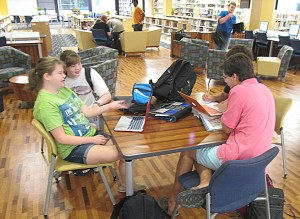 aug 25 morning working together