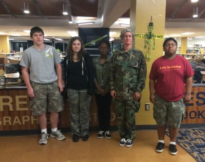 oct 14 camo day camo group with myers