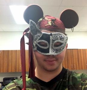 nov 20 masked selfie