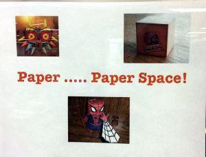 mar 5 paper paper sign