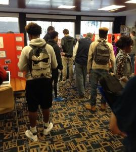 feb 26 sloan crowd walked in